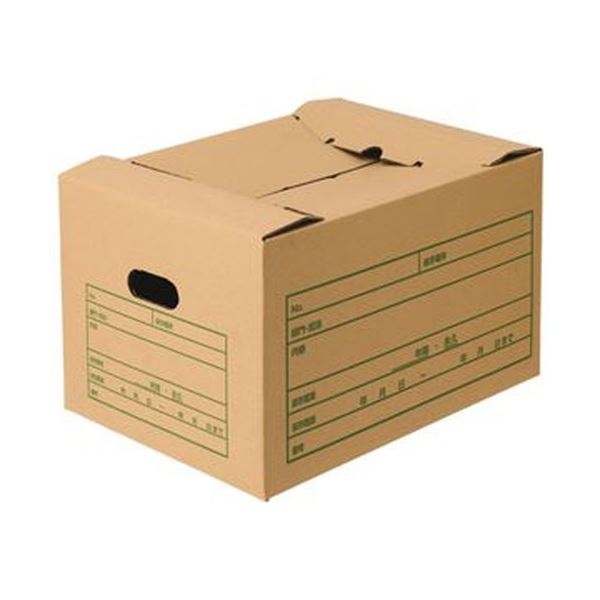 【送料無料】(まとめ)TANOSEE 文書保存箱(差し込み式)A4用 1パック(10個)【×3セット】