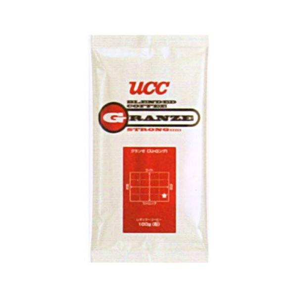 【送料無料】UCC上島珈琲 UCCグランゼストロング(粉)AP100g 50袋入り UCC301196000