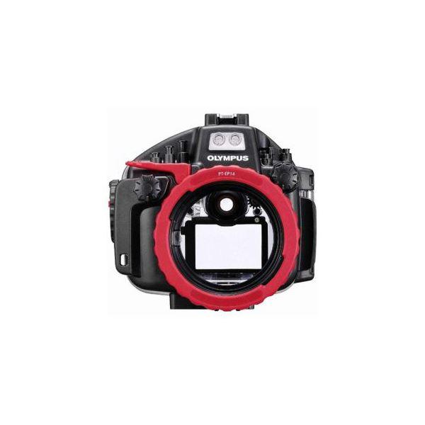【送料無料】OLYMPUS PT-EP14 防水プロテクター(OM-D E-M1 MarkII 用) PT-EP14