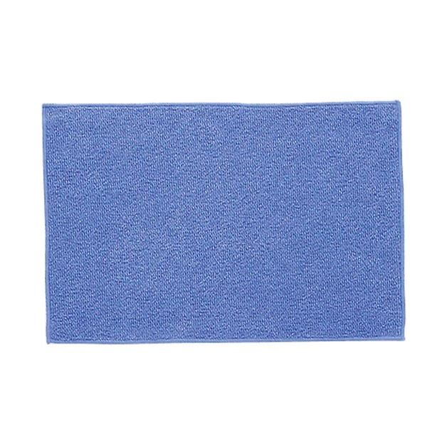 【送料無料】(まとめ) 極細ダスター/雑巾 【水拭き用】 フローリングワイパー取り付け可 ブルー 掃除用品 【×240個セット】