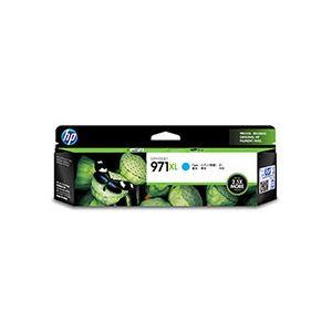 HP HP971XL インクカートリッジシアン 増量 CN626AA 1個
