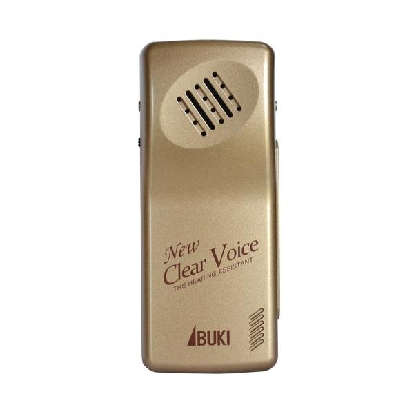 音声拡聴器 NEW クリアーボイス (シャンパン・ゴールド)