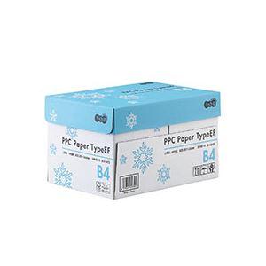 【送料無料】(まとめ) TANOSEE PPC PaperType EF B4 1箱(2500枚:500枚×5冊) 【×5セット】