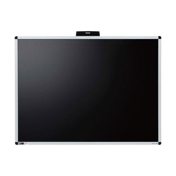 【送料無料】キングジム 電子吸着ボード ラッケージ壁掛けタイプ 大 黒 RK12090クロ 1枚