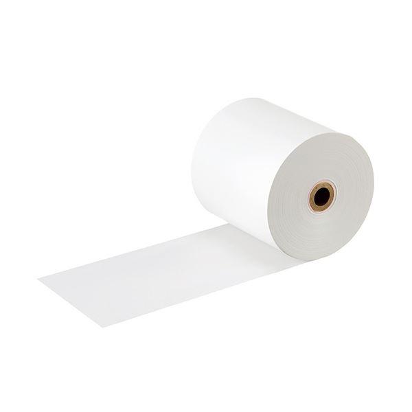 【送料無料】(まとめ)TANOSEE サーマルレジロール紙紙幅80×芯内径12mm 巻長63m 中保存タイプ 1セット(60巻:3巻×20パック)【×3セット】