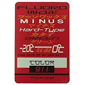 【送料無料】固形 ボードワックス フルオロ・グリーン 150g×12個