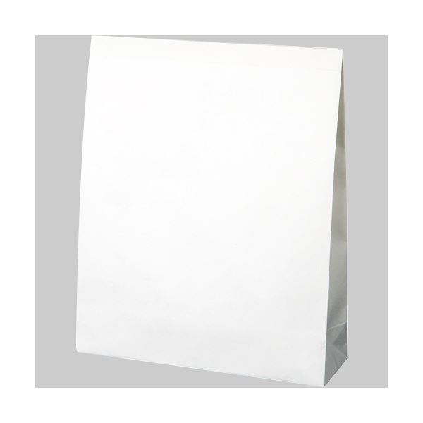 【送料無料】TANOSEE 宅配袋 晒片つや 小 白封かんテープ付 1セット(800枚:100枚×8パック)