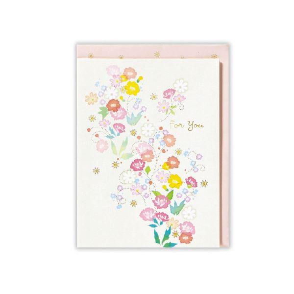 (まとめ)GBLSWピンク小花【×30セット】