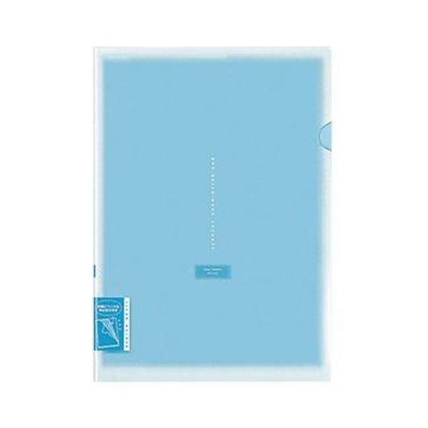 【送料無料】(まとめ)コクヨ クリヤーホルダー(コロレー)A4 ブルー フ-TDV750B 1セット(5枚)【×20セット】