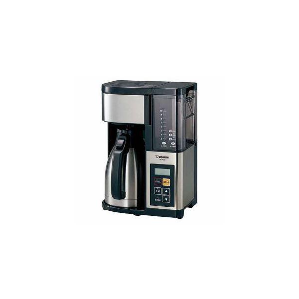 象印 コーヒーメーカー 「珈琲通」 ステンレスブラック EC-YS100-XB
