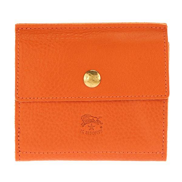 IL BISONTE(イルビゾンテ) C0910/166 ダブルホック財布