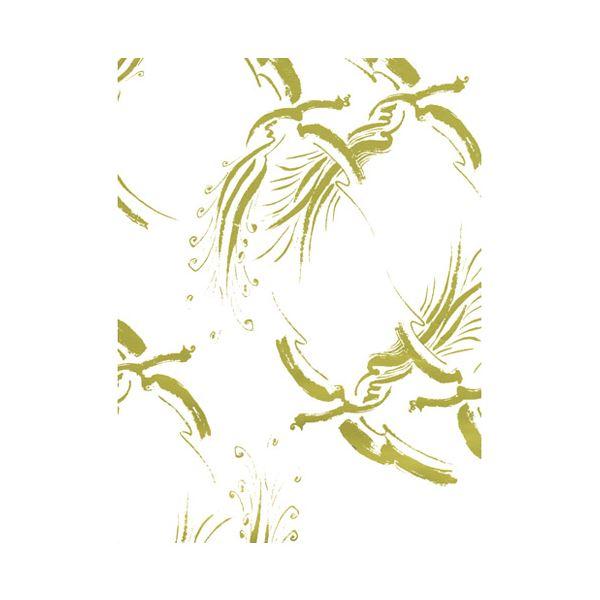 【送料無料】(まとめ)タカ印 包装紙 飛翔 半才判 49-1802【×5セット】
