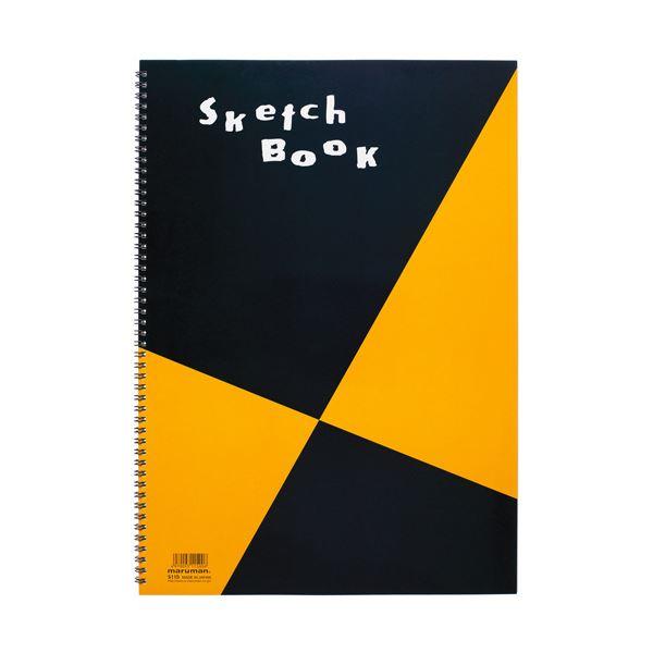 【送料無料】(まとめ) マルマン スケッチブック A3 並口 24枚 S115 1冊 【×30セット】
