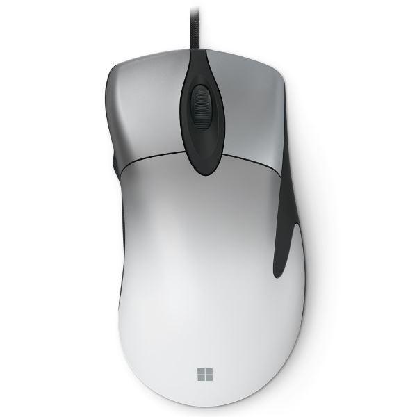 マイクロソフト Pro IntelliMouse Shadow White