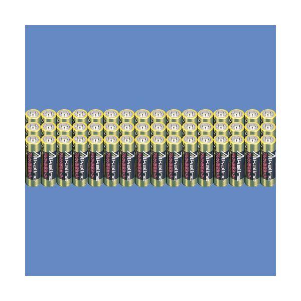 【送料無料】メモレックス・テレックス アルカリ乾電池単3形 LR6/1.5V40S 1セット(720本:40本×18パック)