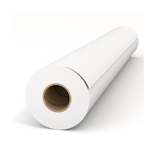 【送料無料】中川製作所 インクジェット厚手コート紙60インチロール 1524mm×30m 0000-208-H48A 1本