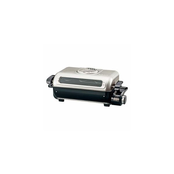 象印 フィッシュロースター シルバー EF-VG40-SA