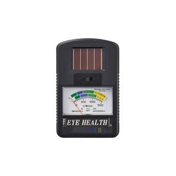 (まとめ)シンワ測定 照度計 アイヘルス(×10セット)