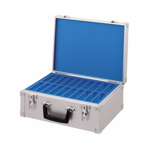 【送料無料】ライオン事務器 カートリッジトランク3480カートリッジ 20巻収納 カギ付 CT-20 1個
