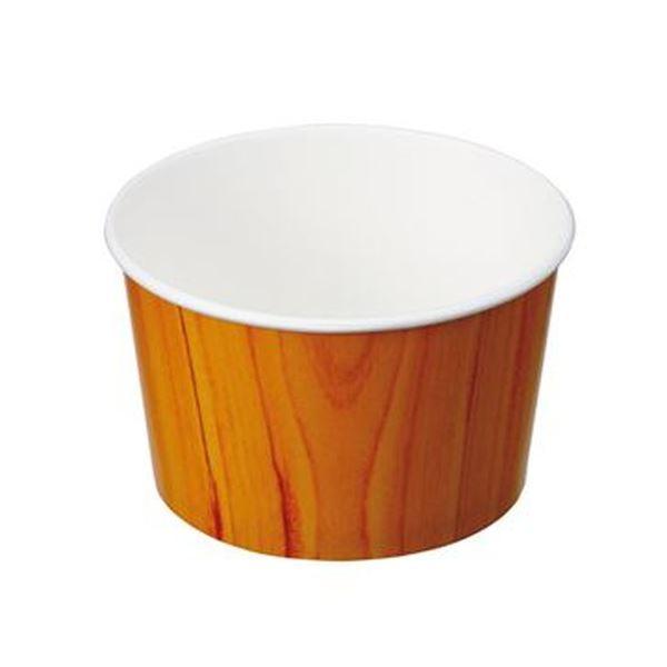 【送料無料】(まとめ)サンナップ 木柄スープカップ 290mlSC2950KN 1パック(50個)【×20セット】