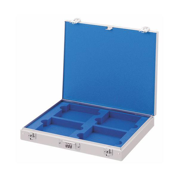 【送料無料】ライオン事務器 カートリッジトランクLTOカートリッジ 4巻収納 ダイヤル錠付 LT-04D 1個