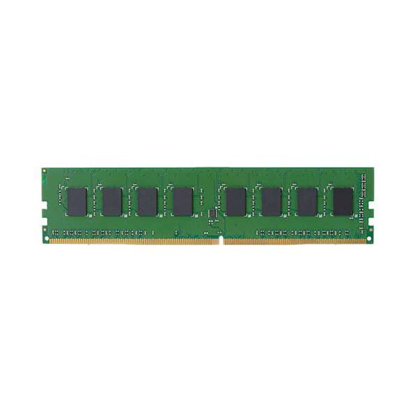 【送料無料】エレコムRoHS対応DDR4メモリモジュール 8GB EW2133-8G/RO 1枚