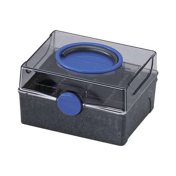 【送料無料】(まとめ) シヤチハタ 印箱 小型 IBN-01 1個 【×10セット】