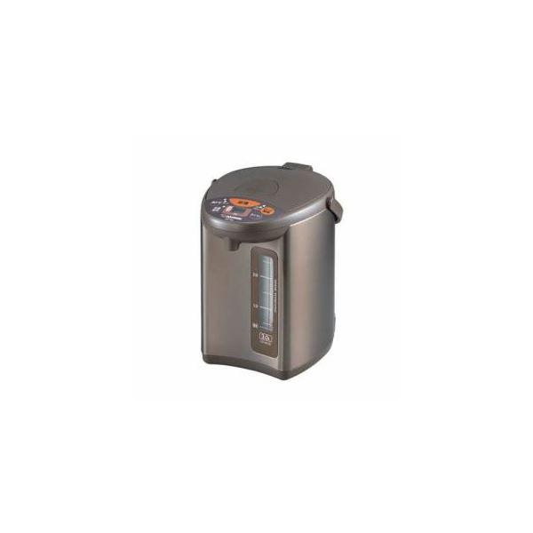 象印 マイコン沸とう電動ポット 3.0L メタリックブラウン CD-WU30-TM