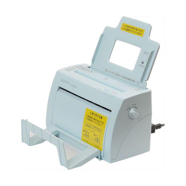 【送料無料】ドレスイン 卓上紙折り機 A4MA40α 1台