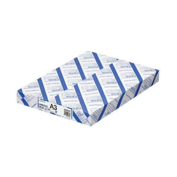 【送料無料】コクヨ KB用紙(共用紙)A3 KB-28 1箱(1500枚:500枚×3冊)