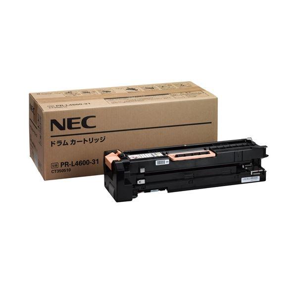 <title>NEC ドラムカートリッジ PR-L4600-31 海外 送料無料</title>