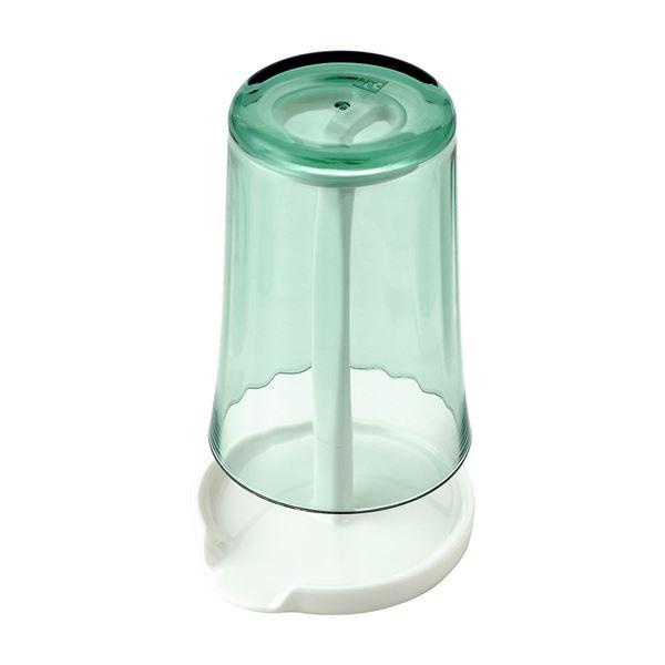 【送料無料】(まとめ)レック 水が切れるタンブラー&スタンド ブルー 200ml BB-505 (コップ) 【36個セット】