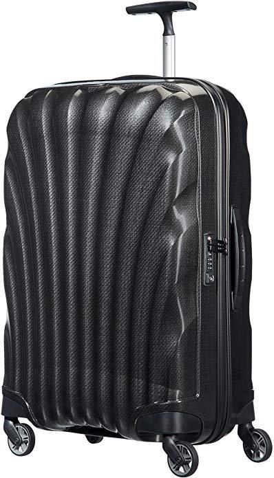 サムソナイト スーツケース コスモライト スピナー69 68L 69cm 2.2kg キャリーバッグ Samsonite 黒 ハードケース