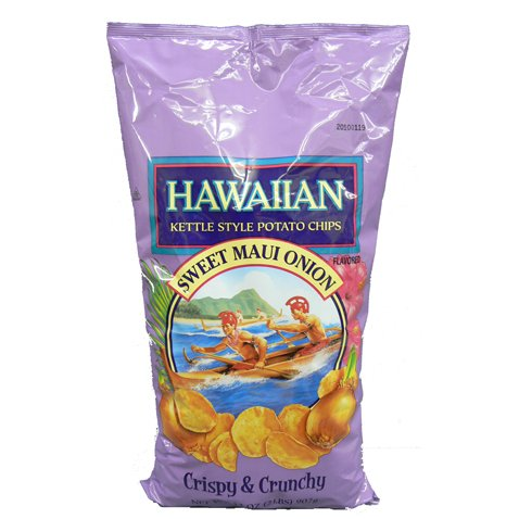 送料込み   ティムズ Tims Hawaian ハワイアン マウイオニオンチップス (ポテトチップス) 907g ポテチ ハワイ アメリカ 大容量 コストコ