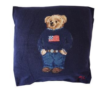 ラルフローレン ポロベア クッション 50 x 50 cm Ralph Lauren Icon Bear Deco Pillow プレゼント 寝具 インテリア ソファ
