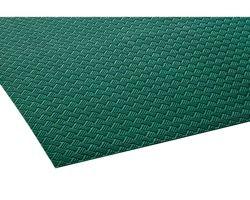 MR1590001 ダイヤマットグリッド緑920mm×10m約3.2mm【テラモト】 03605059-001【03605059-001】