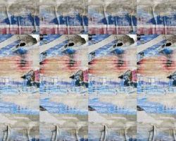 デジタルプリント壁紙 フェイク柄 F015 920mm×10m【アサヒペン】 03048465-001【03048465-001】[4549396484651][4549396484651]