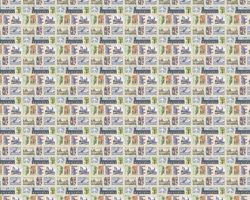 デジタルプリント壁紙 ヴィンテージv002 920mm×20m【アサヒペン】 03048614-001【03048614-001】[4549396486143][4549396486143]