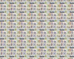 デジタルプリント壁紙 ヴィンテージv002 920mm×5m【アサヒペン】 03048434-001【03048434-001】[4549396484347][4549396484347]