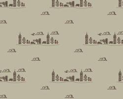 デジタルプリント壁紙 ヴィンテージv003 460mm×10m【アサヒペン】 03048165-001【03048165-001】[4549396481650][4549396481650]