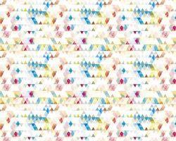 デジタルプリント壁紙 ポップ柄 p012 460mm×10m【アサヒペン】 03048152-001【03048152-001】[4549396481520][4549396481520]