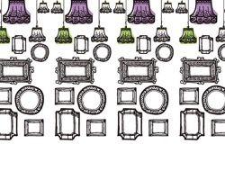 デジタルプリント壁紙 ヴィンテージv014 460mm×50m【アサヒペン】 03048356-001【03048356-001】[4549396483562][4549396483562]