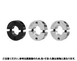 2ネジツキセパレートカラーS 表面処理(無電解ニッケル(カニゼン)) 材質(S45C) 規格(CSS1012MN2) 入数(50) 04256293-001【04256293-001】