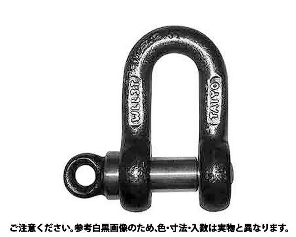 TAIYOシャックル(クロ 規格(SE44(2