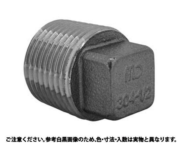 4カクプラグ 材質(ステンレス) 規格(100A(4