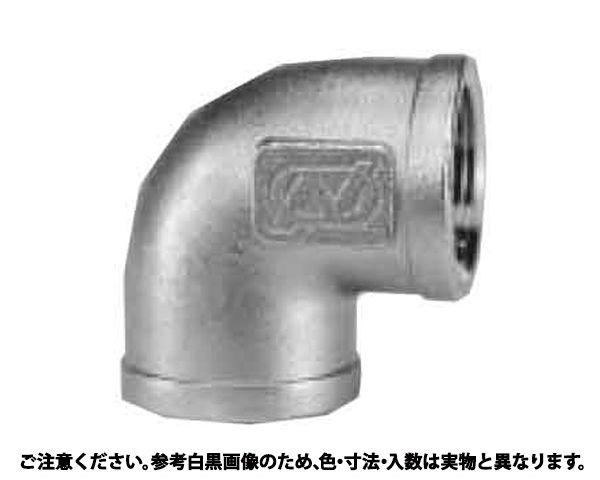90ド エルボ(L 材質(ステンレス) 規格(65A(2