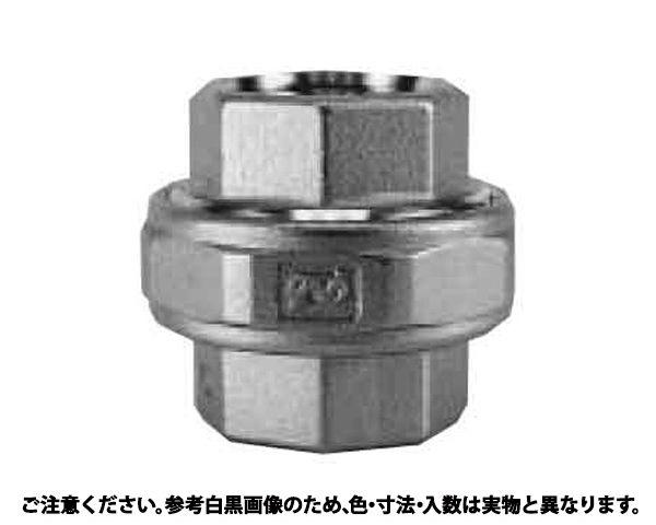 ユニオン(U 材質(ステンレス) 規格(80A(3