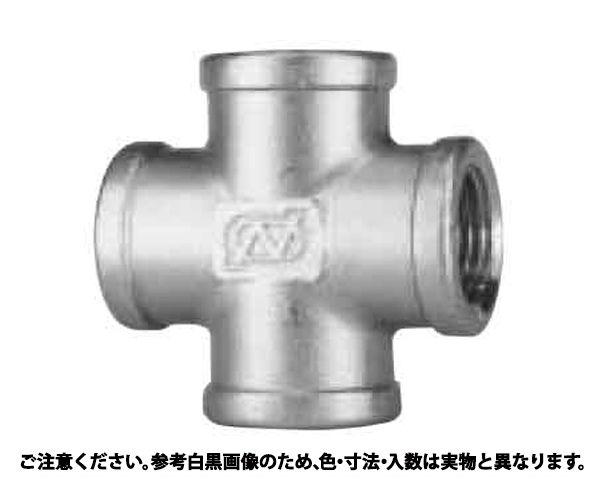 クロス(X 材質(ステンレス) 規格(80A(3