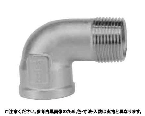 ストリートエルボ(SL 材質(ステンレス) 入数(1) 材質(ステンレス) 規格(80A(3