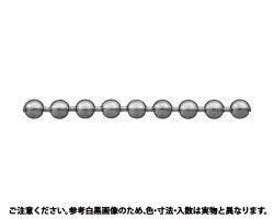 BS ボールチェーン(30M 表面処理(黒ニッケル) 材質(黄銅) 規格( BB1023) 入数(1) 04239012-001【04239012-001】